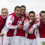 #AjaxA1 neemt voorschot op titel na 3-0-zege op ADO Den Haag: http://t.co/5ETW69ni7h http://t.co/7yrdP76Nbf