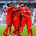 FINAL: RCD Espanyol 0-2 FC Barcelona. (Neymar Jr 17 Lionel Messi 25) #DerbyCatalan http://t.co/Ip3rBL6J9s