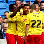 FT Fulham 4-3 Middlesbrough Rotherham 1-1 Norwich Watford secure automatic promotion to the Premier League! http://t.co/sGqzfe0NTs