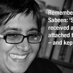 Sabeen Mahmud will be remembered for her vocal stand on sensitive issues. Read: http://t.co/pGWpvVQM6w http://t.co/b1rr1aMOR5