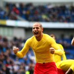 Congratulations to Watford, who have been promoted to the Premier League. http://t.co/RAdnHnTO7r