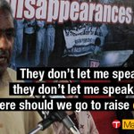 Mama Qadeer on Sabeen Mehmuds death http://t.co/xR6G7I3oqd