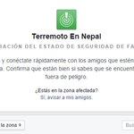 Sismo en Nepal: Facebook ayuda en la búsqueda con Safety Check http://t.co/MGAqWuFChM http://t.co/nzFdRffS1s