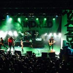 and thats how we do it @Skindredmusic style!!! theyre tearing up @o2academybris right now! #HTD2015 #bristol #party http://t.co/loLFsAa5O6