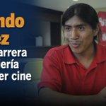 Ganador del Colibrí 2015 por mejor producción de lengua originaria cuenta su gusto por el cine.http://t.co/5ZbajA5u9n http://t.co/bFKUVunZj6