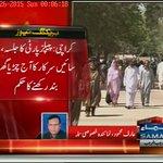 #Pakistan: #KarachiZoo to be kept closed on Sunday: CM Shah #QaimAliShah #ppp #lyari Read: http://t.co/gL91TLckwZ http://t.co/rL2GahApR2