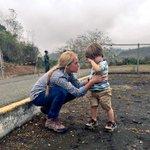 El régimen de Maduro viola los #DDHH NO dejan entrar a mis hijos a ver a su Papá! http://t.co/NqoEDGXfJo