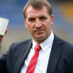 3 years, £215m spent & this is the only cup Brendan Rodgers has lifted as a Liverpool manager. http://t.co/Aiimf8Fnpt