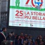 @ignaziomarino onorare sacrificio di chi ha fatto #Resistenza non restando indifferenti a ingiustizie #25aprile http://t.co/GepUtrXLyZ