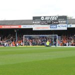 A huge thank you to the 2,247 of you who backed the boys at Roots Hall this afternoon #love #loyalty #COYH http://t.co/ecS1gDByIf