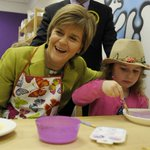 Nicola Sturgeons sister has spilled the beans on the SNP leaders childhood. #dollgate http://t.co/LAcnbVkRtf http://t.co/zStldUNqny