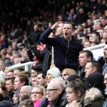 Our snapper was at SJP to capture #NUFC fans during the defeat - lowest crowd of the season http://t.co/lspW2XBsF2 http://t.co/TIuBwJbMBo