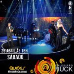 #TvGloboInternacional - Caldeirão do Huck estreia Lata Velha 2015 com Solange Almeida http://t.co/bnhaXP5BaM http://t.co/PjR783jGT2