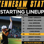 Check out the starting lineup for the Owls today. #NoDoubt http://t.co/k9l1MPBlPU