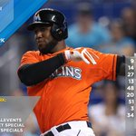 The #Marlins go for the series win this afternoon at @MarlinsPark. #LetsGoFish http://t.co/SMfVXzlkgo