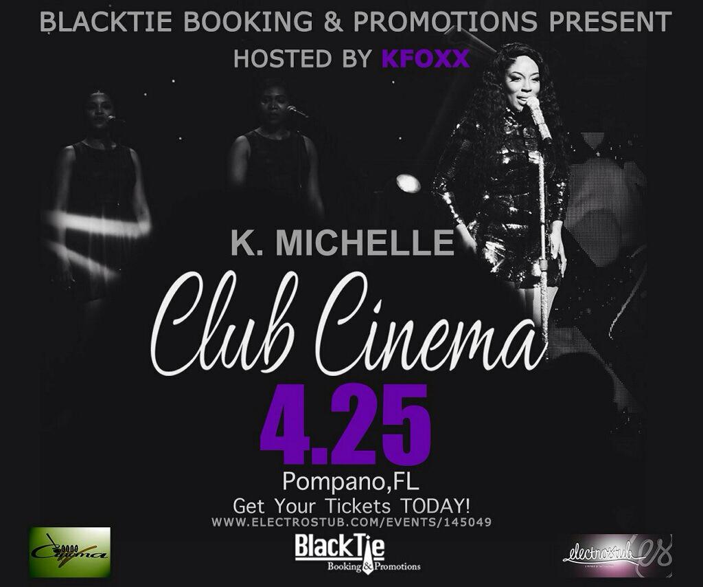 .@kmichelle performing live tonight! Wonder what she's gonna wear?