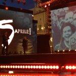 """È tutto pronto al Quirinale per """"Viva il #25aprile"""", ora in diretta al @tg1online #ilcoraggiodi #25Aprile http://t.co/vkloch7ehV"""