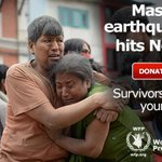 One way to help: @WFP appeals for funds to help survivors of the #NepalQuake. To donate: http://t.co/Lr56mwklKh http://t.co/h2Lm4gOAV2