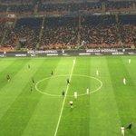 Ci siamo, ecco il calcio di inizio di #InterRoma @SerieA_TIM http://t.co/5ZTGd0O9nR