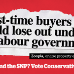 Labour would cause chaos for the economy and chaos for people aspiring to get on the housing ladder. #GE2015 http://t.co/OJKRAKzNI1