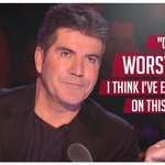 No offence meant, nun taken. #BGT http://t.co/fTU6NLJbUp