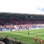 1,600 Bristol City fans at Chesterfield today. #bcfc http://t.co/UlbVbLkgU6