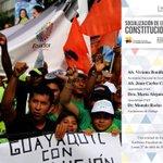 Este lunes l@s invito a participar en la jornada de socialización de enmiendas constitucionales en la U.de Guayaquil http://t.co/z4Ijl752M2