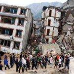 Число погибших в результате землетрясения в Непале превысило 1,5 тысячи http://t.co/oaW7egetki http://t.co/k6o5f6GkZF