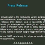 ISPR Press release regarding Pakistans for rescue & Relief efforts for #NepalEarthquake http://t.co/aeUoLqQadr