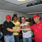 Diputado Luis Padilla Sierra y aspirante al Concejo de #Cartagena Erich Piña. #CartagenaConfirma unidad y trabajo http://t.co/6PJoDMg5hr