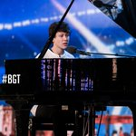Seriously though, well done, Isaac!! Things are starting to look up for @davidwalliamss record label. #BGT http://t.co/FZaT4rZ5DK