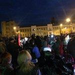Участники мотопробега Москва-Берлин при поддержке @rvio_ru остаются ночевать в Катыни. Утром посещение мемориала http://t.co/tomOBcoGyU