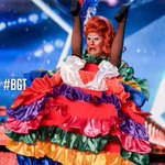 Always nice to see a traditional Barnsley act on #BGT. http://t.co/vs9VqtAJ9o