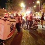 #صور من مكان عملية الدهس في #القدس المحتلة قبل قليل .... #القدس___الله___معكم http://t.co/SJjUFyKbgR