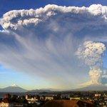 Cinzas de vulcão são vistas do sul do Brasil > http://t.co/hlbfAdT9u2 http://t.co/bc118pwfrD