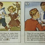 Little Orphan Annie, I'm afraid, essentially operated an Ovaltine-based multilevel marketing scam.