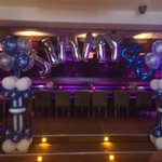 @NapaBarKitchen is the place to celebrate #40thbirthday #leeds #balloons http://t.co/ZKZL5jReyI