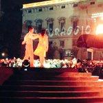 @CarmenConsoli Rosamunda: voce, cuore e passi di danza #ilcoraggiodi http://t.co/mWIeZDAyNs