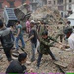 Prayers for everyone in #Nepal. #PrayForNepal http://t.co/cyZFPsWNIq