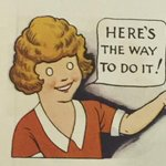 Rosie the Riveter had nothing on Little Orphan Annie.