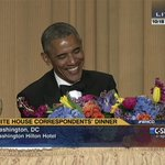 President Obama speaks at #WHCD #WHCD2015 – LIVE on C-SPAN http://t.co/IA51acJNPe #NerdProm http://t.co/VJsy1JAtsc
