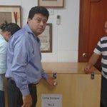 En Urnas Triclaves se guardó material electoral @uni_cartagena @ElUniversalCtg #VotoEstudiantilUdeC http://t.co/IFo3irj13L