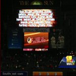 Sign displayed at #RedSox #Orioles game at #CamdenYards in #Baltimore Saturday night. via @wbaltv11 #FreddieGray http://t.co/BdUHLsIN6A