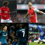 Two big #BPL clashes lie in store on Sunday... 1330 BST - Everton v Man Utd 1600 BST - Arsenal v Chelsea http://t.co/97gE7alP8P
