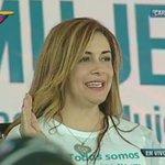 """""""Somos feministas y antiimperialistas"""", ratifican las mujeres de la Patria en encuentro con el jefe de Estado http://t.co/UESC8JRcHp"""