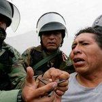 """#TíaMaría: Manifestante detalló excesos de policía tras detención y """"sembrado"""" de arma http://t.co/wwwVHL7RpP http://t.co/OvBleS8Eok"""