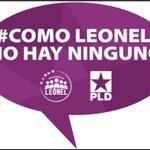 Como @LeonelFernandez No hay ninguno.  #DreamTeamLeonel http://t.co/BYUjWzi1vo