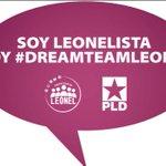 Soy LEONELISTA soy #DreamTeamLeonel  @LeonelFernandez http://t.co/tgio2ufNw5
