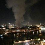 #Свадьба «с огоньком»: площадь пожара на Дербеневской набережной продолжает расти http://t.co/webAj5iUI6 http://t.co/EhBALNXmg2