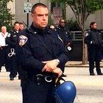 Not surprised RT @CruzanChoklate: Regular RT @DeniseLieberman: Police not wearing name badges. #FreddieGray http://t.co/7lhIHtJweO